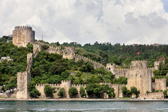 Castle of Europe Stock Image