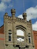 Castle Facade Stock Image