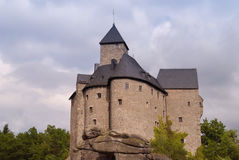 Castle of Falkenberg Stock Photo