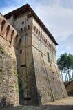 Castle of Felino. Emilia-Romagna. Italy. Royalty Free Stock Photo