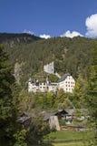 Castle Fernstein Stock Image
