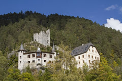 Castle Fernstein Royalty Free Stock Images