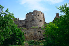 Castle, Filekovo, Slovakia Royalty Free Stock Image