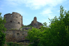 Castle, Filekovo, Slovakia Royalty Free Stock Images