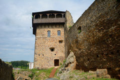 Castle, Filekovo, Slovakia Royalty Free Stock Photo