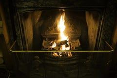 Castle Fireplace Stock Photos