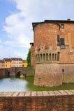 Castle of Fontanellato. Emilia-Romagna. Italy. Royalty Free Stock Image