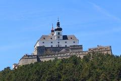 Castle Forchtenstein Stock Photos