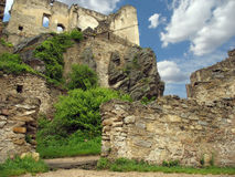 Castle fortress Royalty Free Stock Images