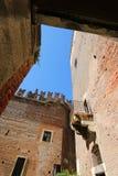 Castle Fortress (Castelvecchio) in Verona, Italy Royalty Free Stock Photos