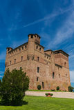 Castle Fossano, Royalty Free Stock Photos