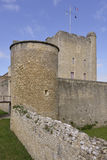 Castle of Fouras in France Royalty Free Stock Images