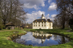 Castle the Fraeylemaborg Royalty Free Stock Photography