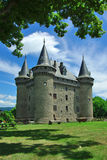 Castle, France Royalty Free Stock Photo