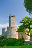 Castle in France Stock Photography