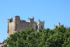castle France Zdjęcie Royalty Free