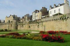 Castle in France, les chateaux de la Loire Royalty Free Stock Photography