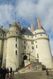 Castle in France Royalty Free Stock Image