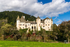 Castle Frauenstein Royalty Free Stock Image