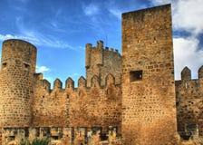 Castle Frias Στοκ Φωτογραφία