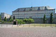 Castle Friedensstein Royalty Free Stock Photos