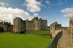 Free Castle From The Battlements Stock Photos - 8973363