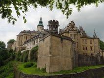 Castle Frydlant Stock Images
