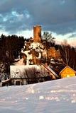 Castle Frydstejn Stock Image