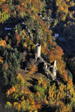 Castle Frydstejn stock photos