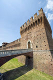 Castle of Galliate Royalty Free Stock Image