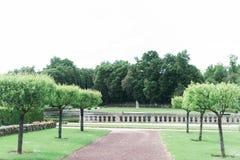 Castle Gardens Royalty Free Stock Photos