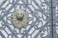 Castle Gate Stock Images