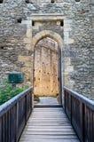 Castle Gateway Royalty Free Stock Image