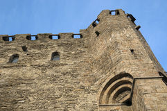 Castle in Gent Royalty Free Stock Photography