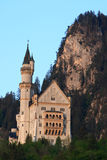 Castle,Germany. Neuschwanstein Castle in Germany, built for King Ludwig II, which inspired the 'Sleeping Beauty' image of castles. It was Walt Disney's stock photos