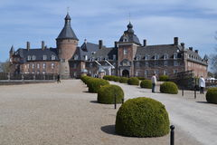 Castle in Germany Stock Images