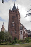 Castle in Germany Stock Photo