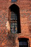 The castle in Gniew Royalty Free Stock Photography