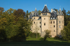 Castle in Goluchow, Poland Royalty Free Stock Photo