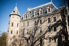 Castle in Goluchow, Poland Stock Photo