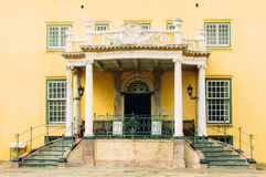 Castle of Good Hope Royalty Free Stock Images