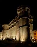 Castle in Gordes, France Stock Images