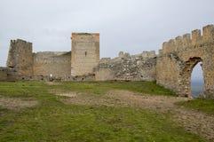Castle Gormaz Royalty Free Stock Photo