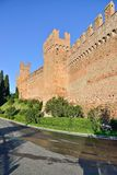 Castle Gradara Stock Photography