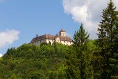 Castle Greifenstein in Upper Franconia Stock Photos