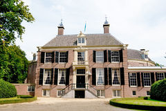 Castle Groeneveld Stock Images