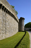 Castle of Guérande in France Royalty Free Stock Images