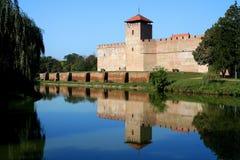 Castle in Gyula Royalty Free Stock Photos