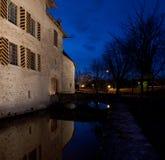 Castle Hallwil Stock Images