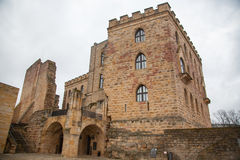 Castle of Hambach Stock Images